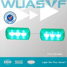 green led warning strobe light for car