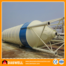 bolted steel types of storage simple silo cement