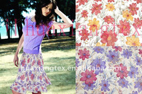 2015 new design 100% cotton printed fabric in China manufacturer