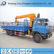 Technological Innovation Design Mounted Crane Truck Supporting Legs