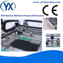 Easy operation TM300A SMT/SMD Mini Pick and Place Machine With Vision