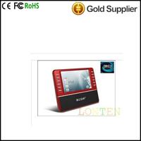wireless speaker R200 7 screen 720p card speaker mini audio sound card