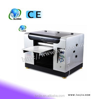 Aluminium foil flatbed printer