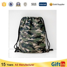 Hot sale custom drawstring bag,fashion and cheap convert to a backpack from a shoulder bag