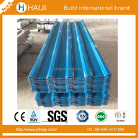 competitive corrugated steel sheet,Fashion Color Corrugated Roofing Sheets for workshop