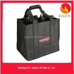 OEM korea style promotional foldabl recycled shopping bag