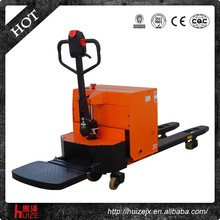 1t electric pallet mule for confined and congested areas
