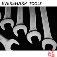 carbon steel combination spanner concave DIN type hardware tools