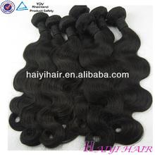 Top Quality Virgin Human Human Hair Wigs Bangs