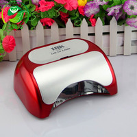 2015 Guangzhou factory fourniture gel nail polish led lamp auto for nails dry