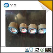 China supplier Durable Japanese Chukoh Flo Adhesive Function Tape Non-stick surface of Fluorine resin Ptfe teflon tape