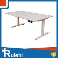 Height adjustable children school study desk or table
