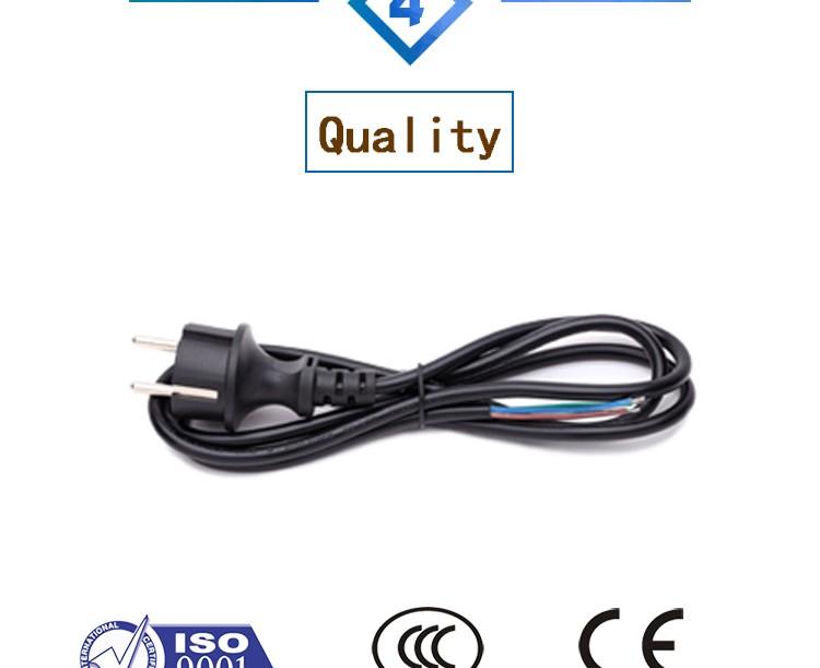 zd d7 eu direct insert detachable power cord