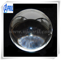 optical glass ball lens, half ball lens