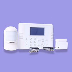 With home automation multi-languages intelligent burglar alarm system gsm wireless