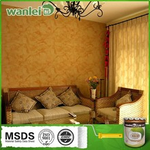 Smooth hand-touching decorative paint interior house paint