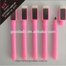 Fábrica caliente- la venta de la marca de la pluma/personalizado marcador de la pluma
