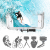 2014 Newest Multi Sport 10m Waterproof Shot Accessories Mount Kit for iPhone 5/5S