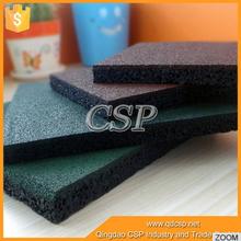 Nontoxic rubber flooring for playgound,rubber badminton sports floor mat