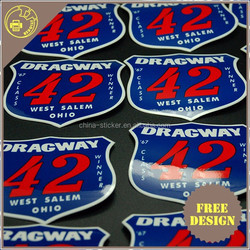 good quality Inexpensive vinyl cling decals,decal