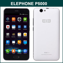 ELEPHONE P5000 MTK6592 1.7GHz Octa Core 5.0 Inch FHD Screen Android 4.4 3G Mobile Phone China