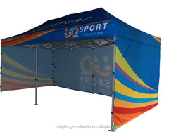 Trade Show Pop Up Gazebo Tent outdoor gazebo with metal roof