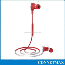 S370 Bluetooth V4.0 Stereo Earbuds [Sports & Running & Exercise & Entertainment] In Ear Headphones