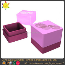 Wholesale Fashionable Popular Paper Jewelry Packing Box