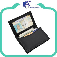 Wellpromotion Multi-use leather credit card case