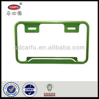 New design funny license plate frames with CE certificate