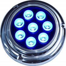 ip68 stainless steel ip65 pond waterproof swimming pool led underwater light for fountain