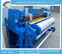 AUTOMATIC WIRE MESH MACHINE FOR ROLL (FACTORY)