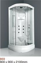 Jacuzzi sala de vapor ducha con la certificación CE