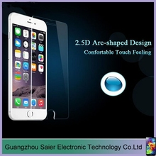 China wholesale Premium 9H hardness 0.3mm cell phone tempered glass screen protector for iphone 5
