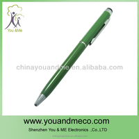 High quality Smartphone touch pen stylus with the design of match form