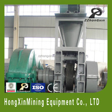 widely used charcoal powder briquette making / roller ball press machine