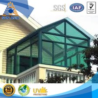 Multifunctional partition wall polycarbonate sheet polycarbonate extrusion
