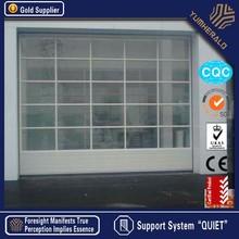 Australian Standard AS2047 Made in China Glass Garage Door Prices