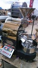 3kg professional gas coffee bean roaster