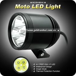 Goldrunhui RH-B0141 30 watt 3600LM LED work light,IP67led motorcycle driving lights