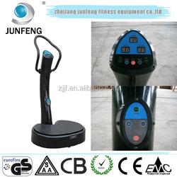 0-10mm Amplitude Multi Gym Exercise Equipment Vibration Machine
