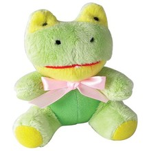New design custom plush frog toy stuffed plush frog with high quality
