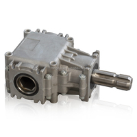 agriculture gearbox with aluminum housing