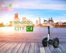 Stable ride electric unicycle Windgoo two wheel self balancing 25 km/h electric scooter