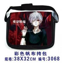 Tokyo Ghoul Anime Single shoulder , Canvas bag
