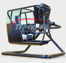 popular flight imitate cockpit in The most attractive theme park flight simulator 2015