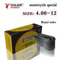 motorcycle butyl inner tube 400-12