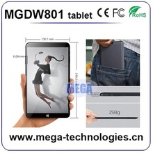 The best and cheapest tablet pc/ 8 inch IPS dual OS tablet pc 2G Ram 32G SSD