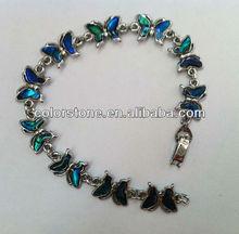 Butterfly bracelet girls bracelet,a variety of colors bracelet,The gift of friendship