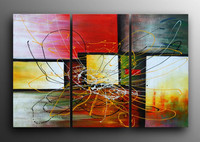 Handpainted canvas art paintings pop art and abstract